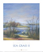 Sea Grass II Fine-Art Print