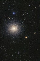 The Great Globular Cluster in Hercules Fine-Art Print