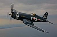 A Vought F4U-4 Corsair Fine-Art Print