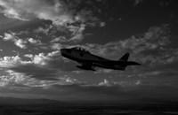 F-86F Sabre Fine-Art Print