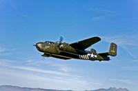 B-25G Mitchell Bomber Fine-Art Print