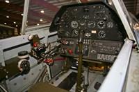 Cockpit of a P-40E Warhawk Fine-Art Print