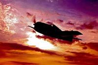 A Grumman F6F Hellcat Fine-Art Print