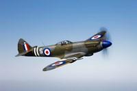 Supermarine Spitfire Mk-18 Fine-Art Print