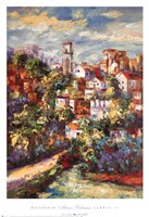 Mediterranean Summer III Fine-Art Print