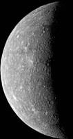 Planet Mercury Fine-Art Print