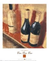 Vino, Vino, Vino 1 Fine-Art Print