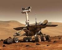 Mars Rover Fine-Art Print