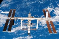 Space Station Fine-Art Print
