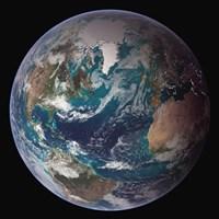 Full View of Earth Fine-Art Print