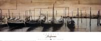 Gondola Fine-Art Print