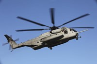 US Marine Corps CH-53 Sea Stallion Fine-Art Print