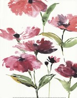 Tickled Pink Posies Fine-Art Print