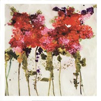 Dandy Flowers II Fine-Art Print