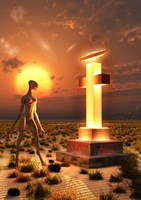Roswell, New Mexico Fine-Art Print