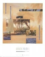 Anoetic Palms I Fine-Art Print