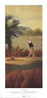 Fairway Companion I Fine-Art Print