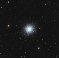 Messier 13, The Great Globular Cluster in Hercules Fine-Art Print