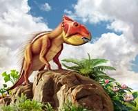 Leptoceratops Fine-Art Print