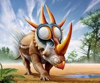 Rubeosaurus Fine-Art Print