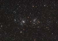 Double Cluster in Perseus Fine-Art Print