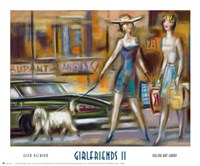 Girlfriends II Fine-Art Print
