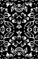 Black & White Pattern Fine-Art Print