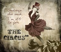 Join The Circus Fine-Art Print