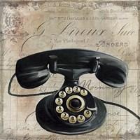 Call Waiting II Fine-Art Print