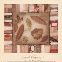Special Delivery 1 Fine-Art Print