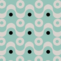 Fifties Patterns II Fine-Art Print