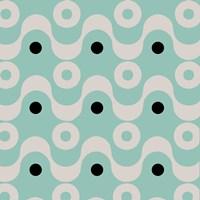 Fifties Patterns II Fine-Art Print
