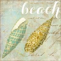 Turquoise Beach II Fine-Art Print
