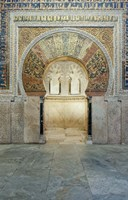 Catedral Mosque of Cordoba, Interior, Cordoba, Andalucia, Spain Fine-Art Print
