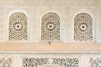 Palacio del Generalife, Alhambra, Granada, Andalucia, Spain Fine-Art Print