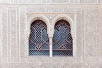 Nasrid Palace, Alhambra, Granada, Andalucia, Spain Fine-Art Print