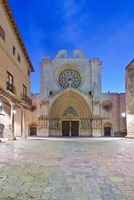 Tarragona Cathedral, Catalonia, Spain Fine-Art Print