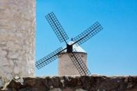 Spain, Toledo Province, Consuegra La Mancha Windmills Fine-Art Print
