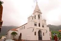 Church on Tenerife, Canary Islands, Spain Fine-Art Print