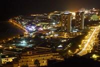 City Overlook, Tenerife, Canary Islands, Spain Fine-Art Print