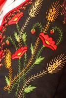 Costume Fabric, Tenerife, Canary Islands, Spain Fine-Art Print