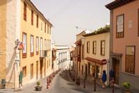 Mountain Town, Tenerife, Canary Islands, Spain Fine-Art Print