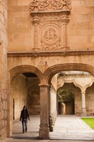Spain, Salamanca, University of Salamanca Fine-Art Print