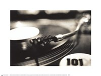 DJ Fine-Art Print