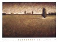 Evergreen IV Fine-Art Print