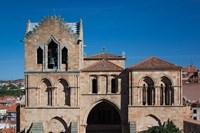Basilica de San Vicente, Avila, Spain Fine-Art Print