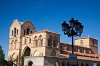 San Vicente Basilica facade at Avila, Castilla y Leon Region, Spain Fine-Art Print