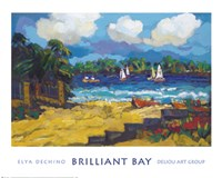 Brilliant Bay Fine-Art Print