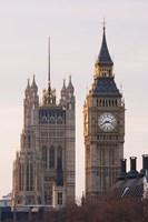 Big Ben Morning, London, England Fine-Art Print