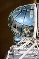 London Eye, London, England Fine-Art Print